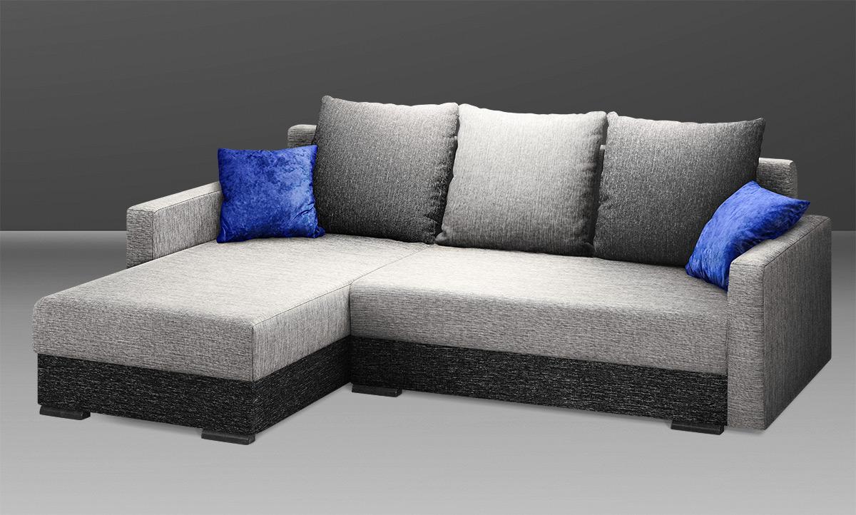 Угловой диван-кровать «Луиджи»