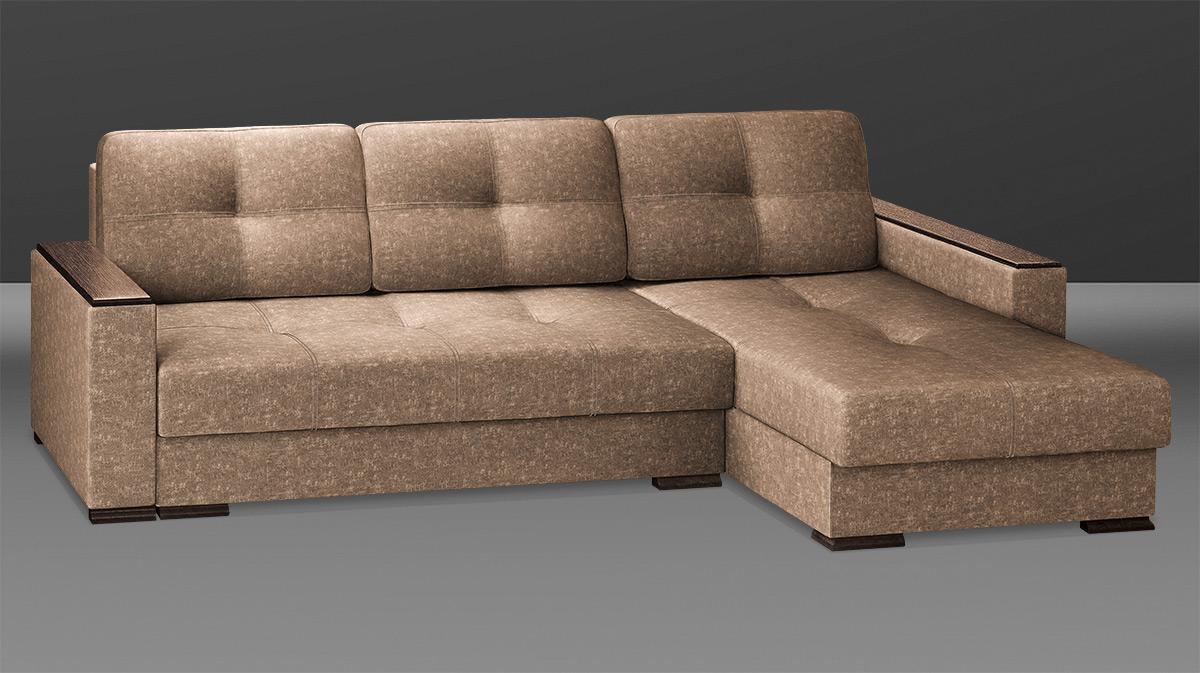 Угловой диван-кровать «Николетти»