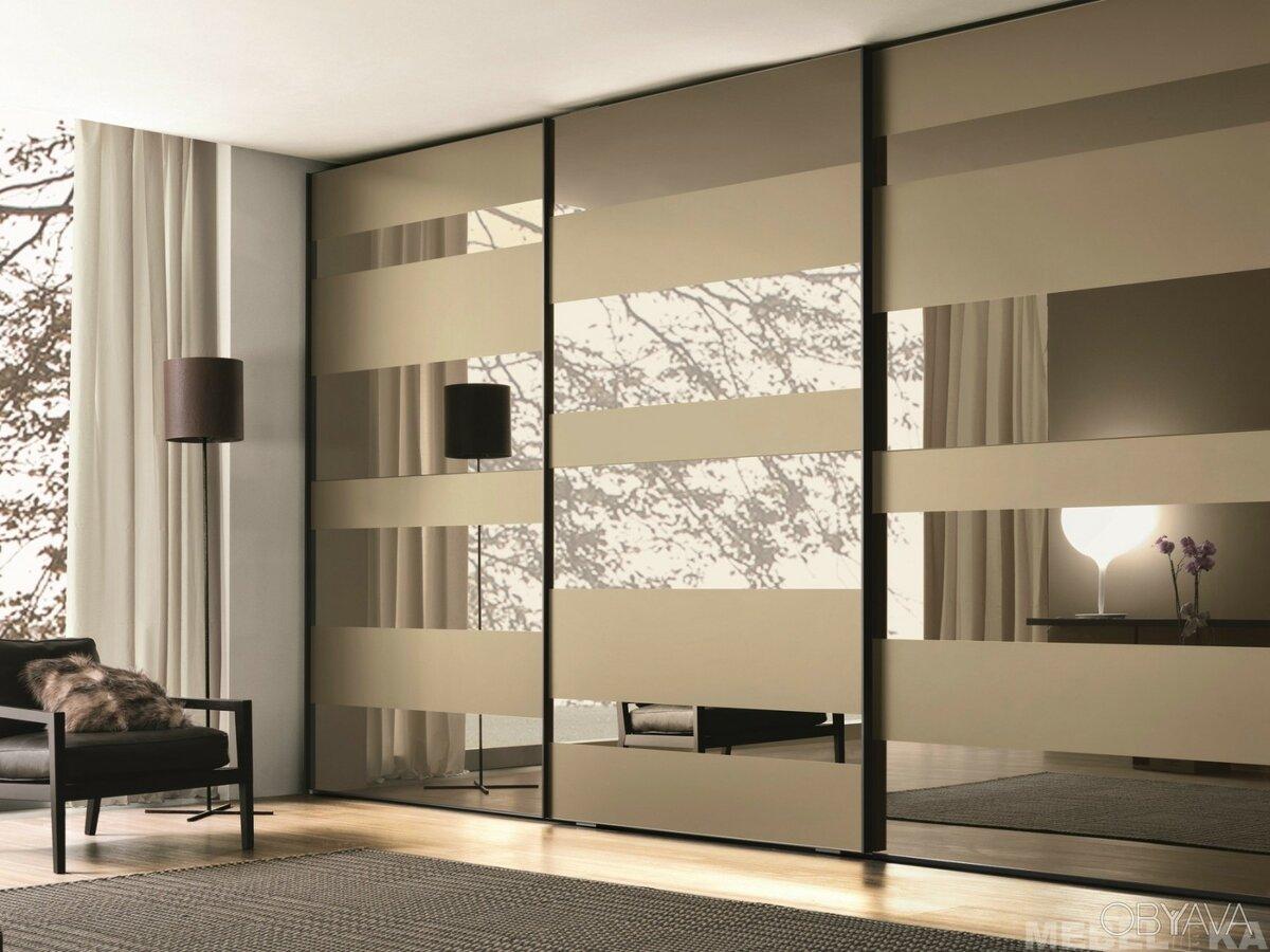 Зеркальные двери-купе «Аристо»