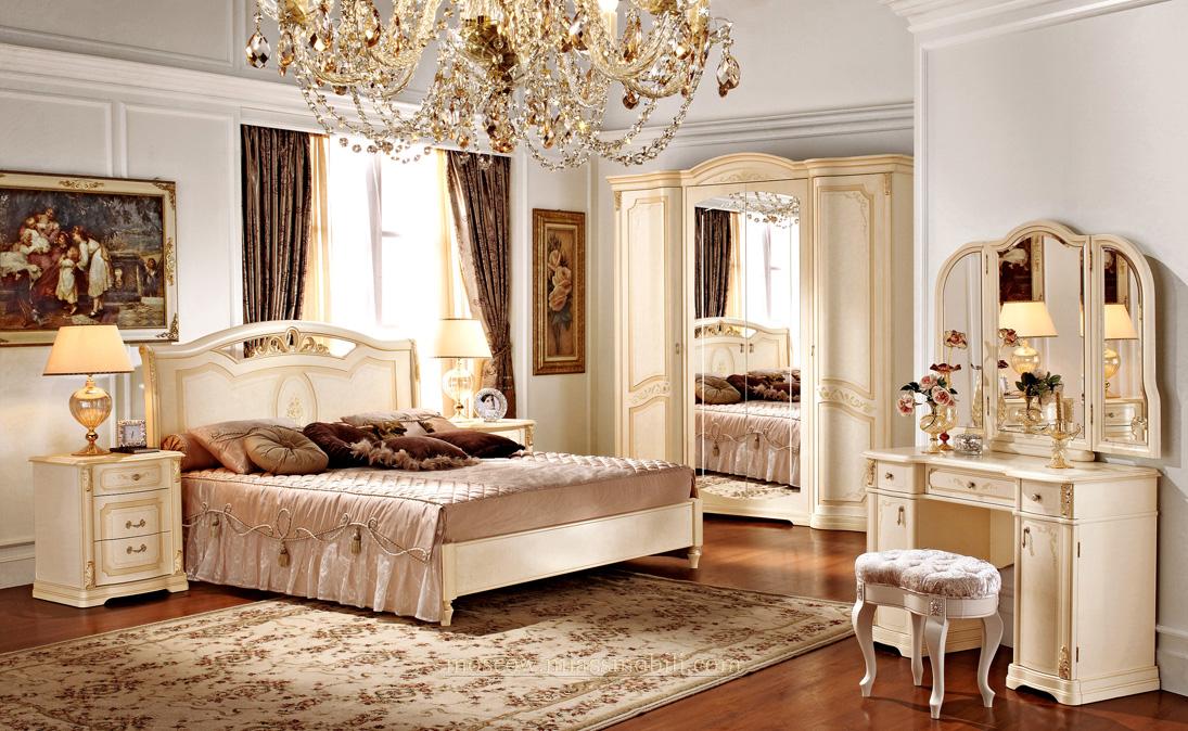 Спальня «Флориана», цвет бежевый