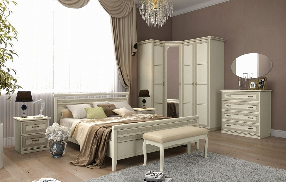 Спальня Адажио 2.2