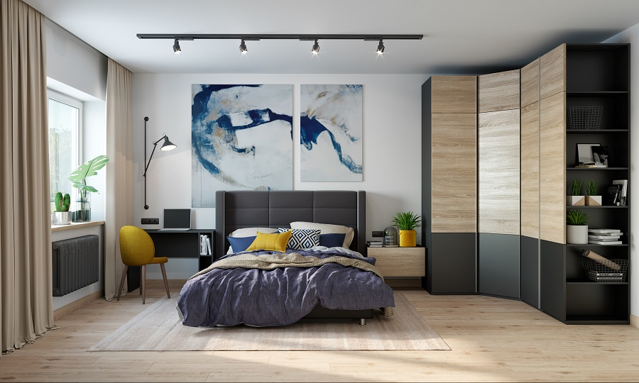 Спальня Лозанна 3
