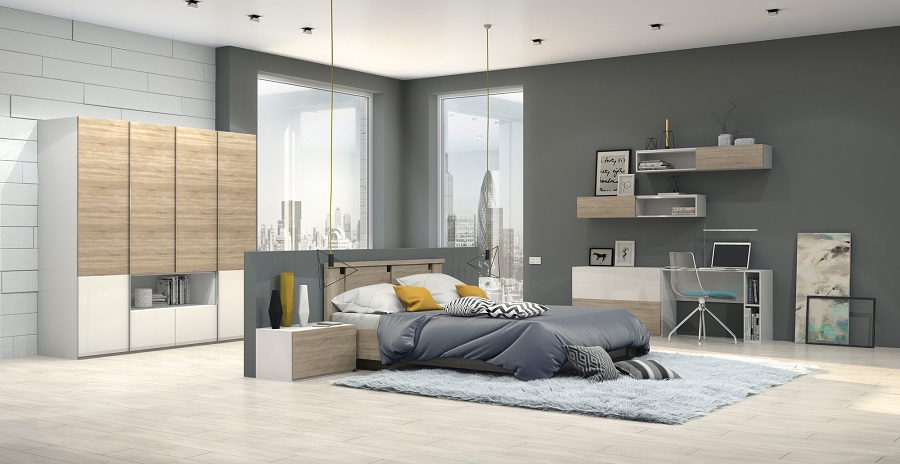 Спальня Лозанна 2