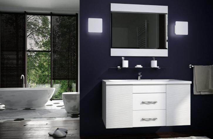Мебель для ванной Волна 2